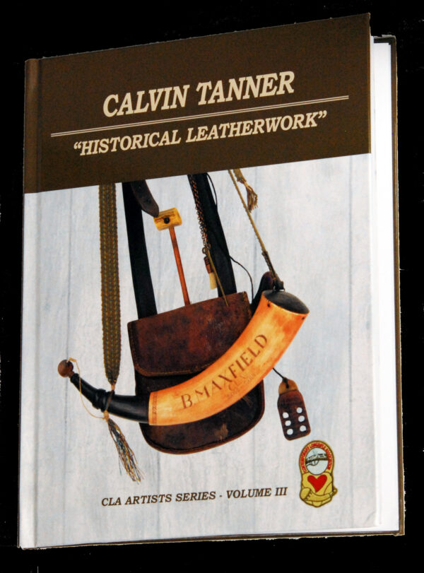 Vol 3 – Calvin Tanner