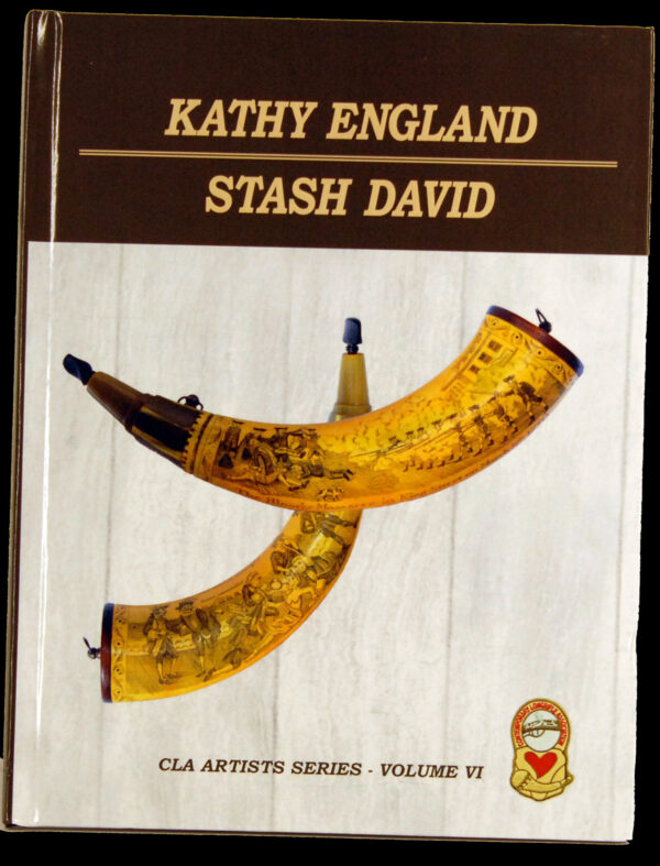 England – David Book Front Cover